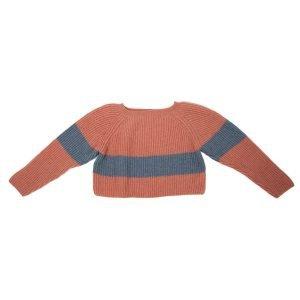bolerino-pullover bambina